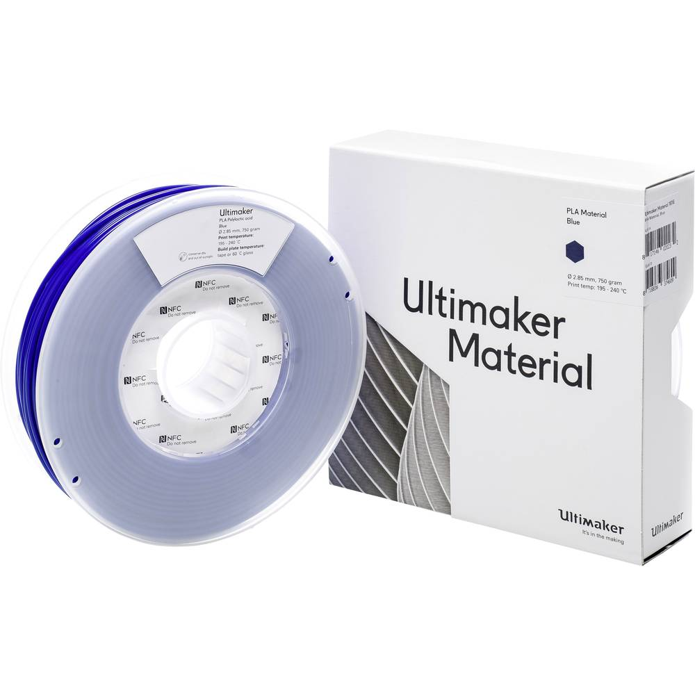 Ultimaker PLA Blauw 2.85mm