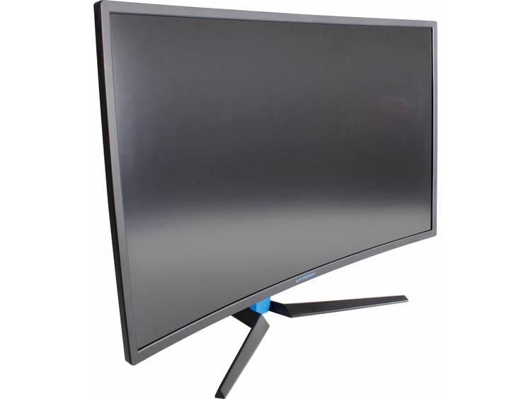 LCD-monitor 68.6 cm (27 inch) Medion Erazer X57425 (MD 21425) Energielabel A 1920 x 1080 pix Full HD 4 ms HDMI, DVI, DisplayPort