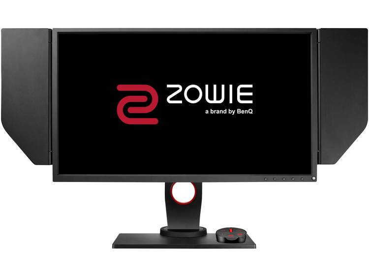 LED-monitor 62.2 cm (24.5 inch) Zowie XL2540 Energielabel B 1920 x 1080 pix Full HD 1 ms HDMI, DVI, DisplayPort, Hoofdtelefoon (3.5 mm jackplug), USB 3.0,