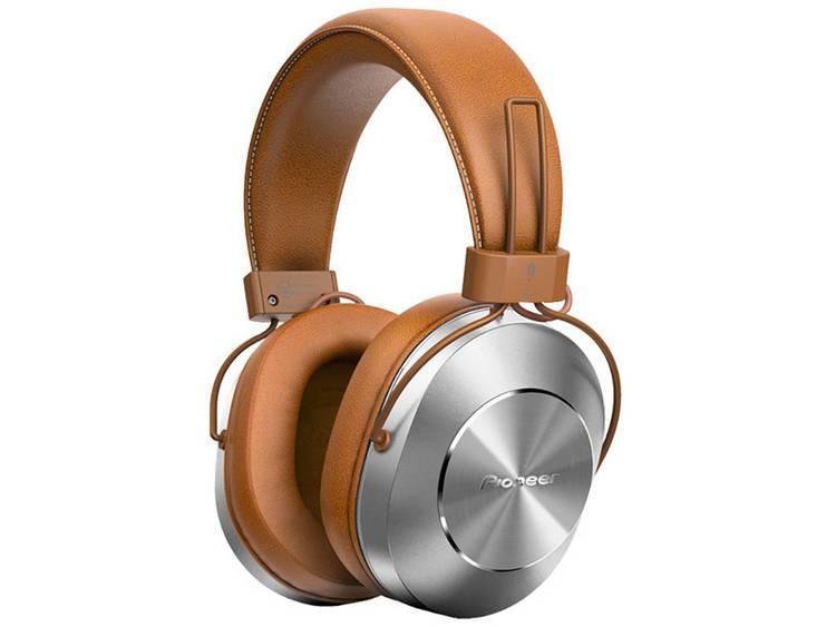 Pioneer SE-MS7BT-T Bluetooth HiFi Koptelefoon Bruin
