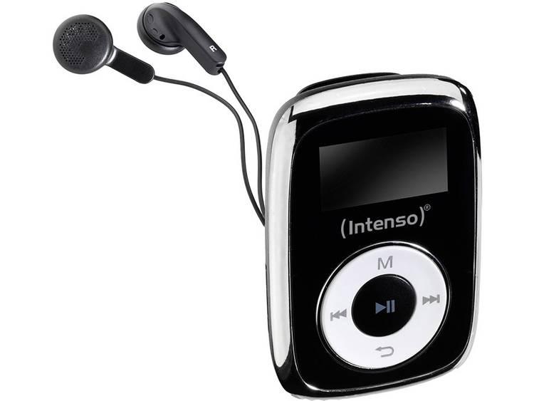Intenso Music Mover MP3 speler 8 GB Zwart Bevestigingsclip