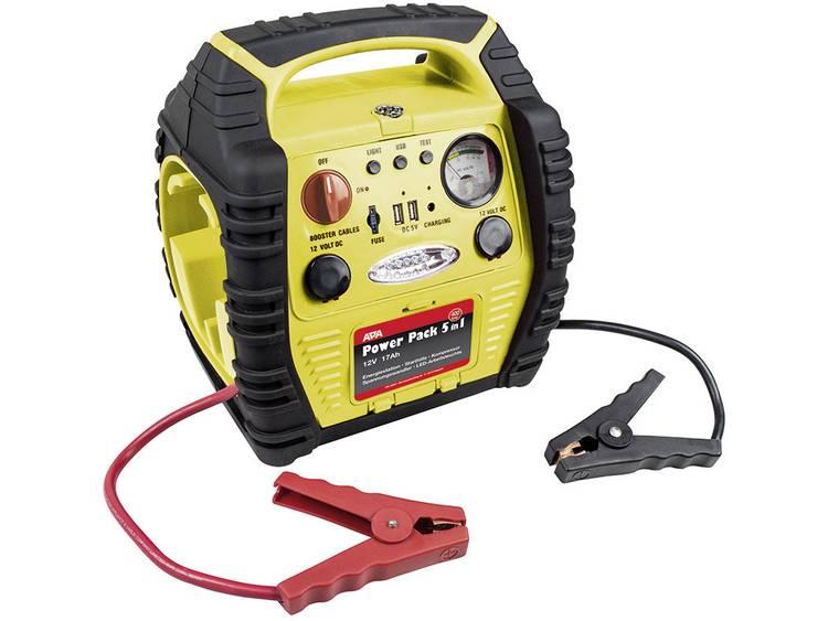 APA Power Pack 5in1 16547NV Snelstartsysteem Starthulpstroom 400 A