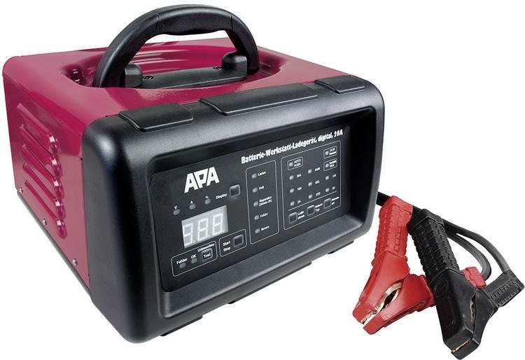 Image of Acculader APA 12 V, 6 V 20 A 20 A
