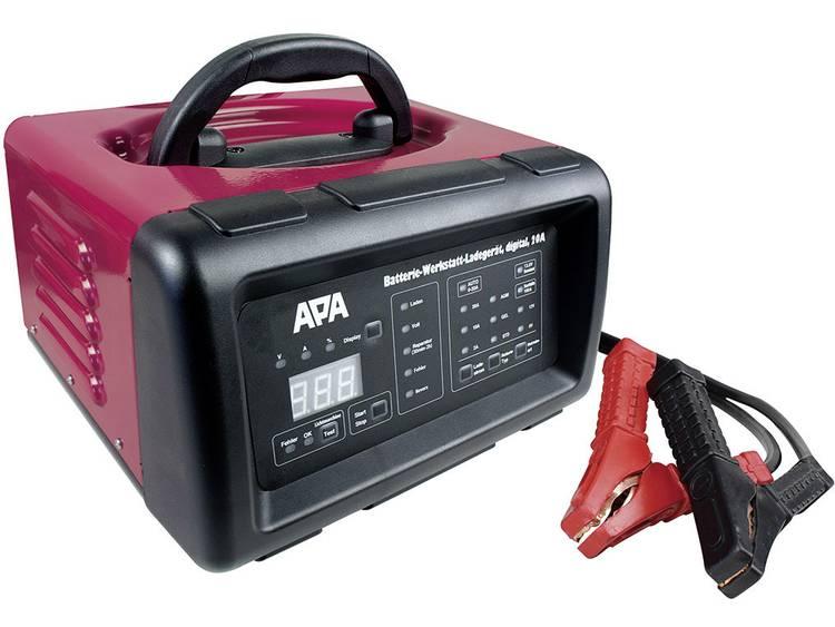 Acculader APA 12 V, 6 V 20 A 20 A