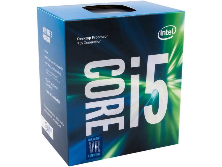 Processor (CPU) boxed Intel Core i5 i5-7400 4 x 3.0 GHz Quad Core Socket: Intel® 1151 65 W