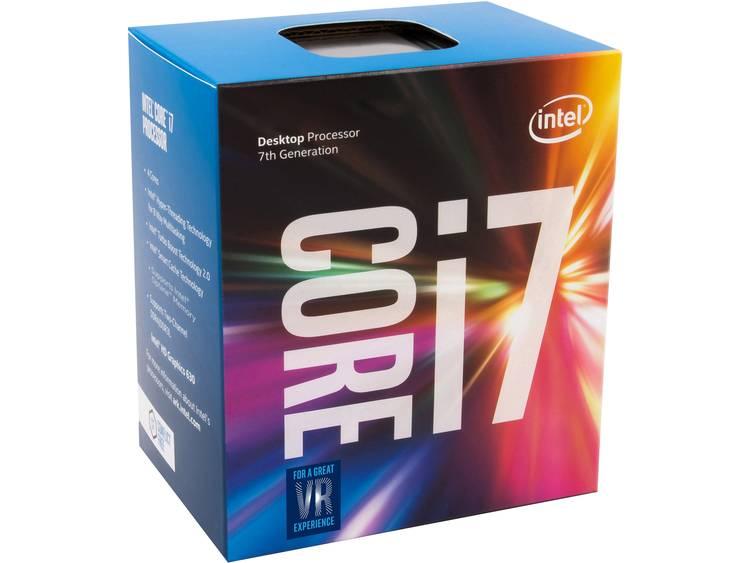 Processor (CPU) boxed Intel Core i7 i7-7700 4 x 3.6 GHz Quad Core Socket: Intel® 1151 65 W