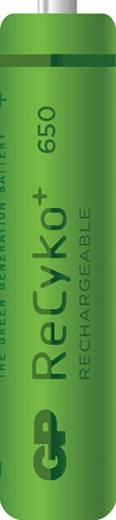Oplaadbare AAA batterij (potlood) GP Batteries HR03 NiMH 650 mAh 1.2 V 2 stuks