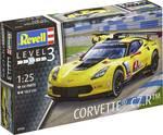 Modelauto Corvette C7.R bouwpakket