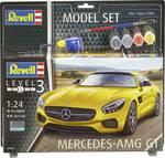 Modelauto Mercedes-AMG Model-Set bouwpakket