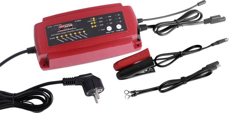 Druppellader Profi Power 3in1 12V 12 V 2 A. 4 A. 8 A