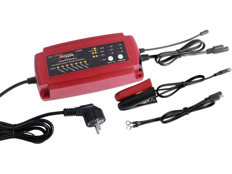 Druppellader Profi Power 3in1 12V 12 V 2 A, 4 A, 8 A