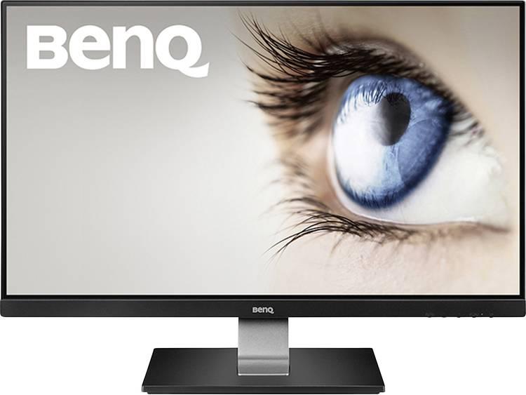 BenQ GW2406Z LED-monitor 60.5 cm (23.8 inch) Energielabel A+ (A+++ – D) 1920 x 1080 pix Full HD 5 ms HDMI, VGA, DisplayPort, Hoofdtelefoon (3.5 mm jackplug)