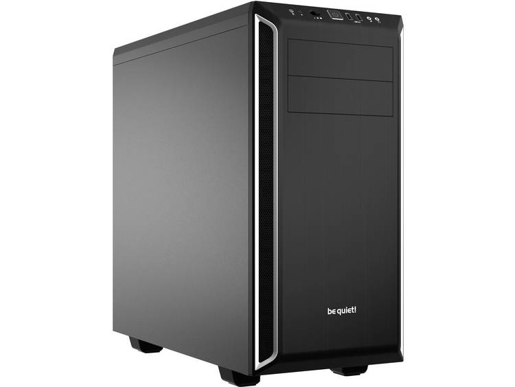 Midi-tower PC-behuizing BeQuiet Pure Base 600 Zilver