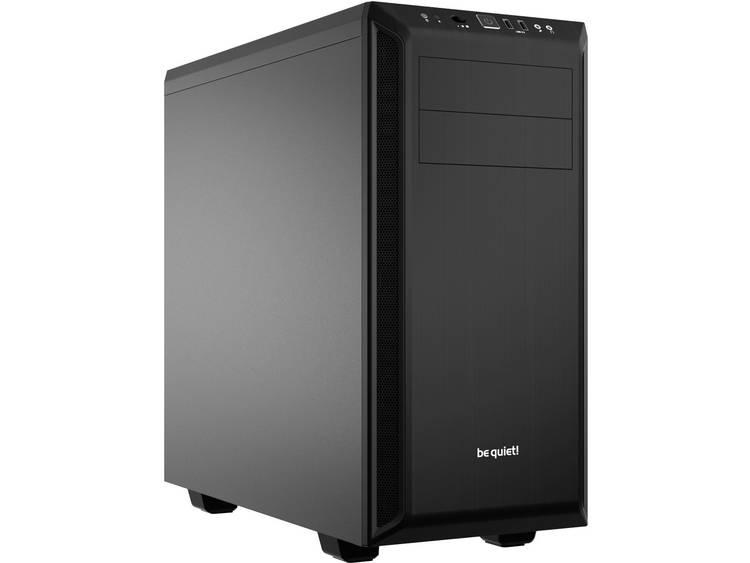 Midi-tower PC-behuizing BeQuiet Pure Base 600 Zwart