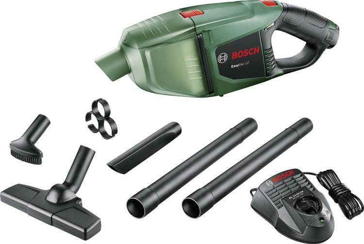 Image of Accu-handstofzuiger Bosch Home and Garden EasyVac 12