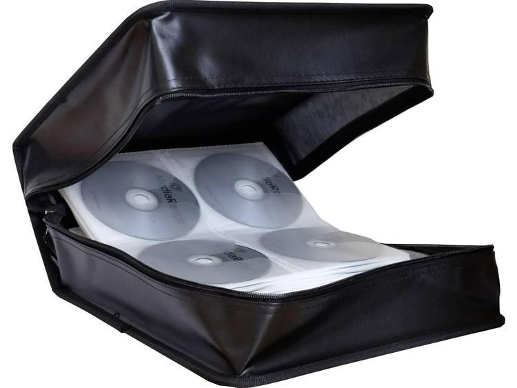 MediaRange BOX 95 CD-tas BOX95 Zwart 400 stuks (b x h x d) 314 x 149 x 312 mm