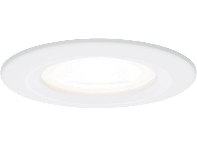 Paulmann Nova LED badkamer inbouwlamp LED GU10 7 W Wit (mat)