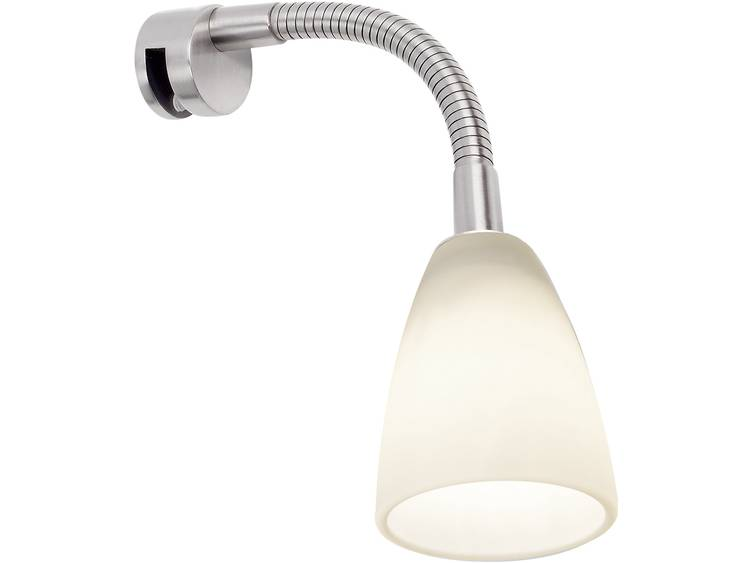 Spiegellamp LED G9 2.2 W Paulmann Curvus 99906 IJzer (geborsteld)