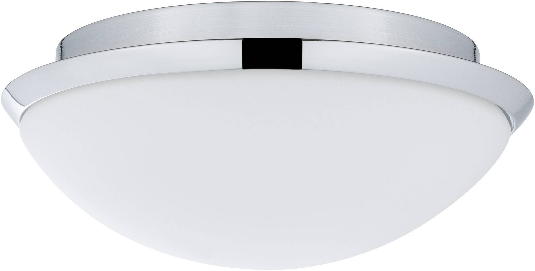 Badkamer Plafondlamp Led : Badkamer plafondlamp led e w paulmann biabo chroom