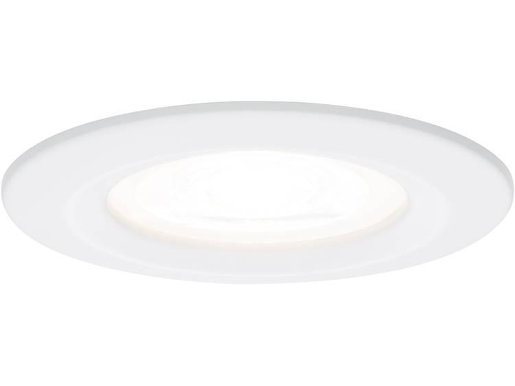Paulmann Nova Badkamer inbouwlamp Set van 3 LED GU10 21 W Wit (mat)