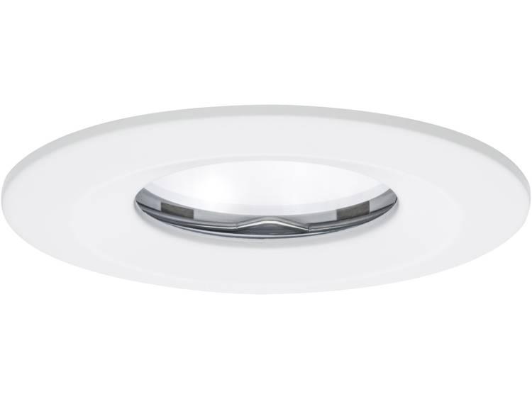 LED-inbouwlamp 6.8 W Paulmann Coin Warmwit Wit (mat)