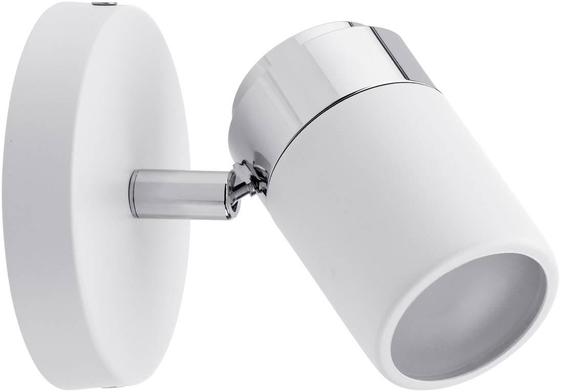 Badkamer Wandlamp Chroom : Badkamer wandlamp led gu10 10 w paulmann zyli 66710 wit chroom