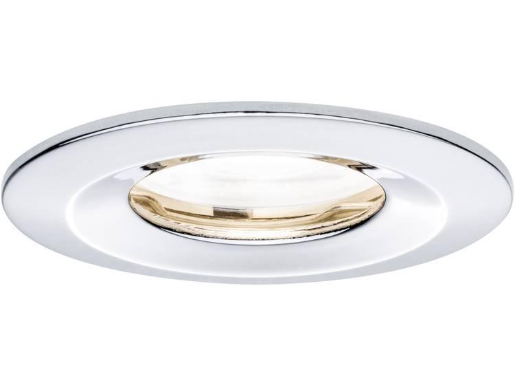 Paulmann Nova Badkamer inbouwlamp LED GU10 7 W Chroom