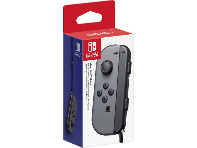 Nintendo Joy-Con (L) Gamepad Nintendo Switch Grijs