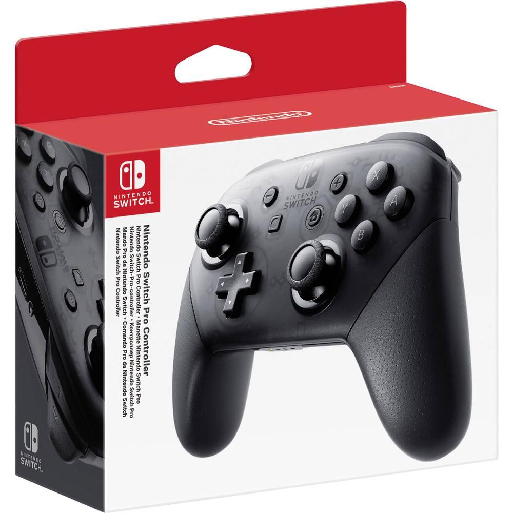 Nintendo Switch Pro Handkontroll Nintendo Switch Grå