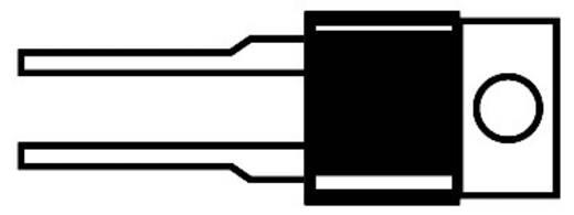 ON Semiconductor MBR1045 Skottky diode gelijkrichter TO-220-2 45 V Enkelvoudig