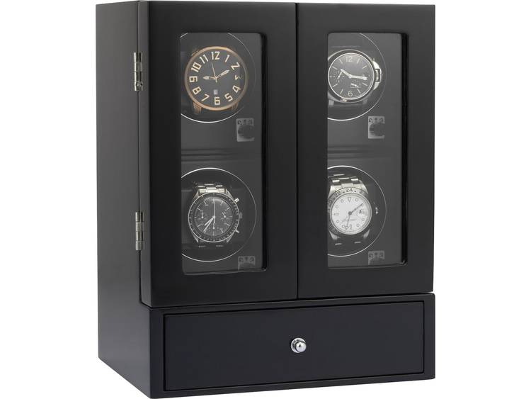 Eurochron Horlogeopwinder 4 klokken horloges