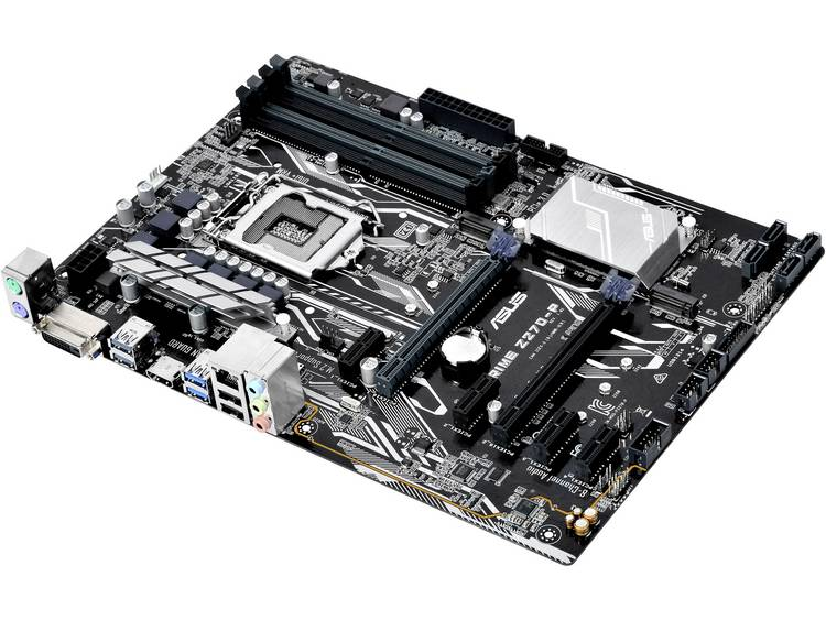 Asus PRIME Z270-P Moederbord Socket Intel® 1151 Vormfactor ATX Moederbord chipset Intel® Z270