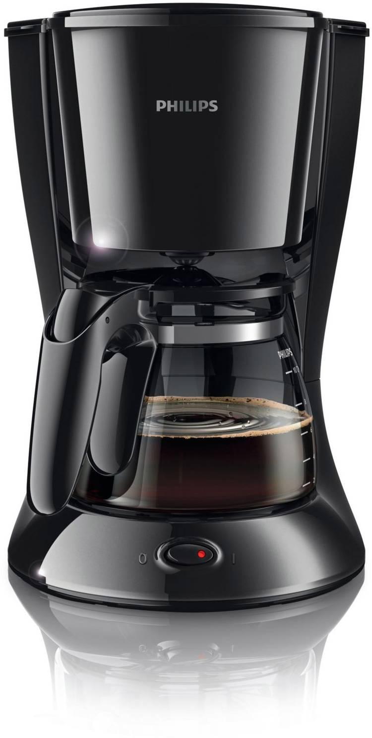 Image of Koffiezetapparaat Philips Aroma-Swirl Viva Collection Zwart Capaciteit koppen=10