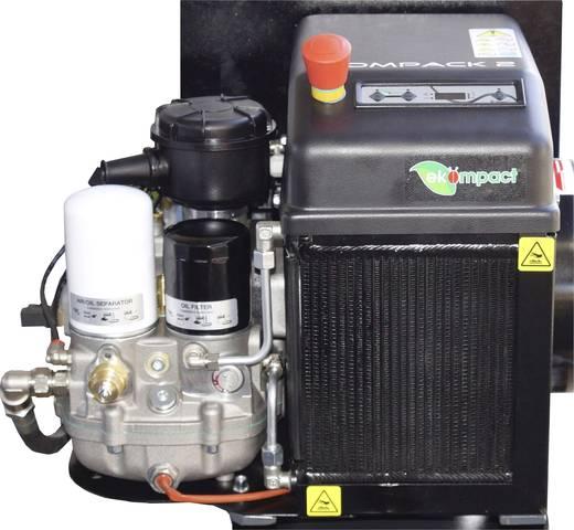 Aerotec persluchtcompressor 90 l