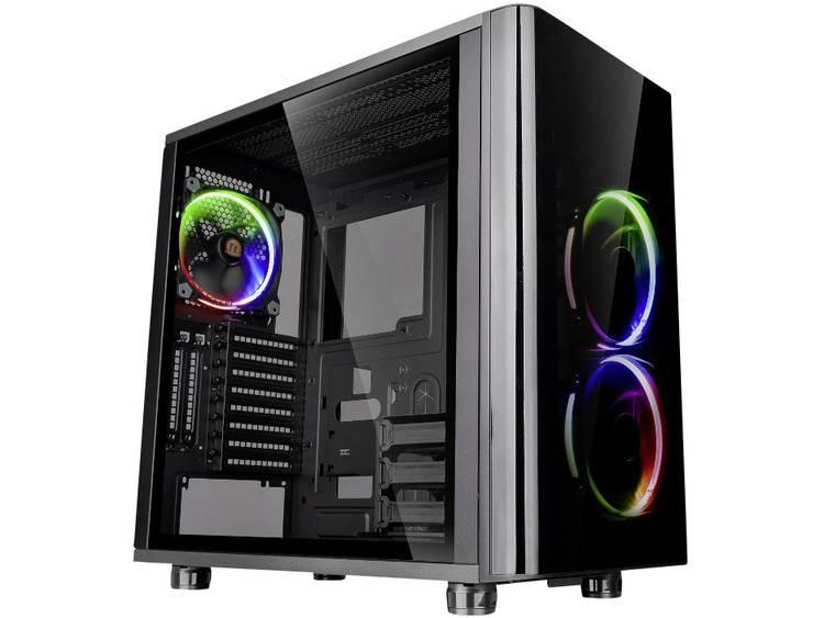 Midi-tower PC-behuizing Thermaltake View 31 TG RGB Zwart