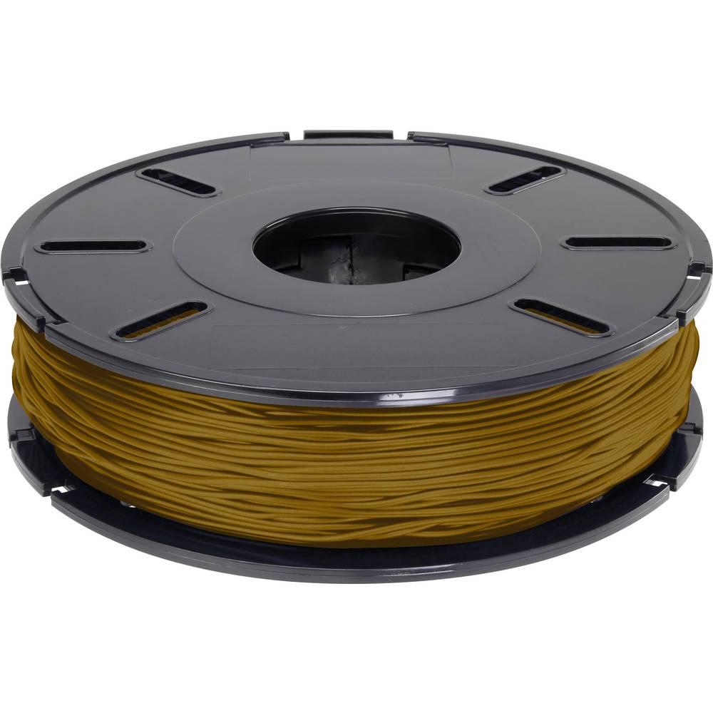 3D-skrivare Filament Renkforce PLA Compound 2.85 mm Trä (mörkt) 500 g