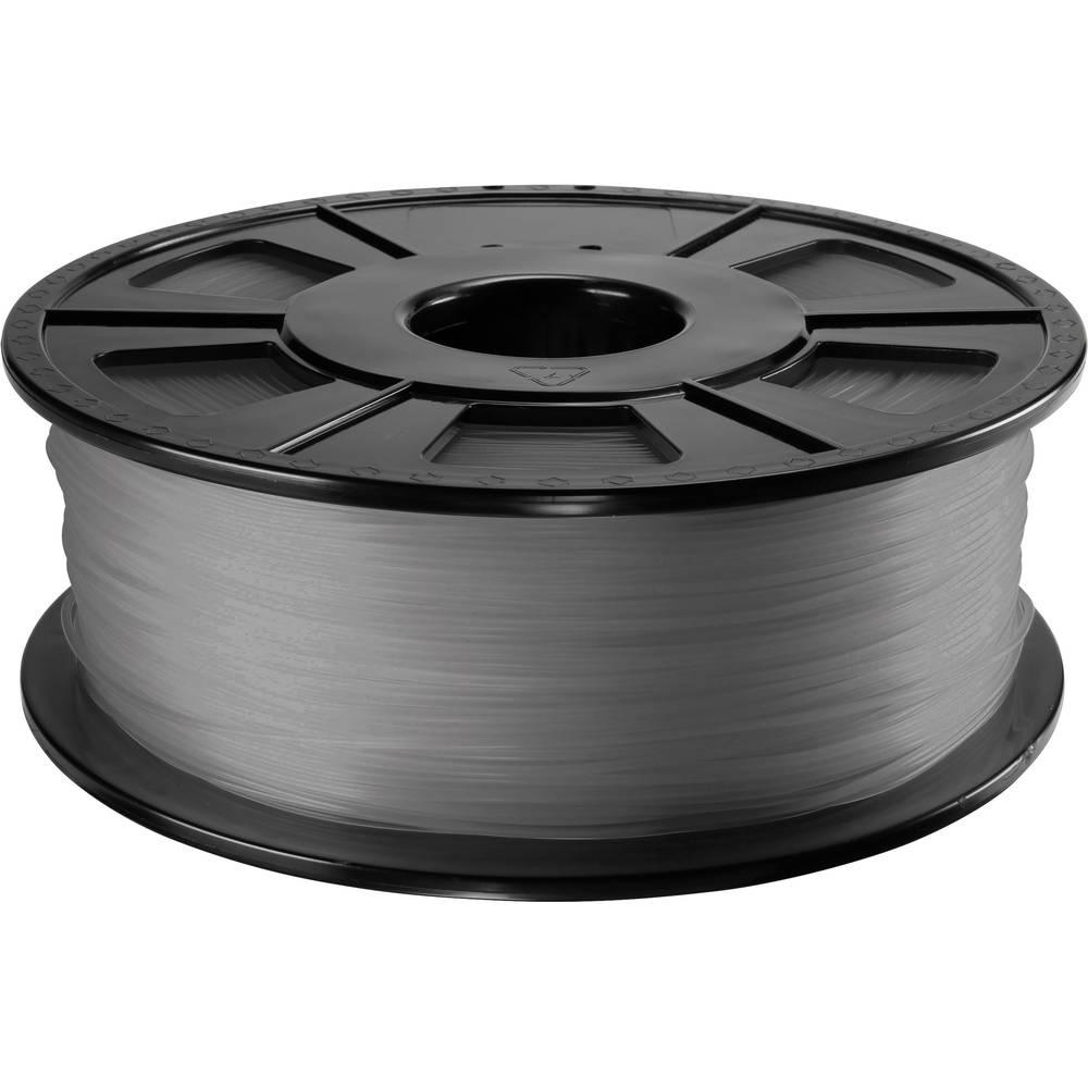 3D-skrivare Filament Renkforce ABS-plast 2.85 mm Grå 1 kg