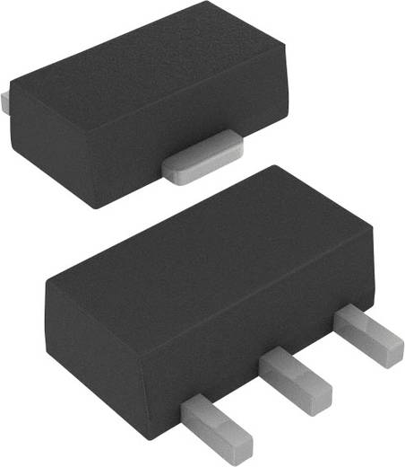 Infineon Technologies BCX55-16 Transistor (BJT) - discreet SOT-89 1 NPN