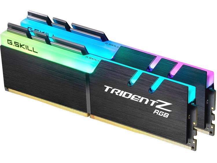 PC-werkgeheugen kit G.Skill Trident Z RGB F4-3000C15D-16GTZR 16 GB 2 x 8 GB DDR4-RAM 3000 MHz CL15-16-16-35