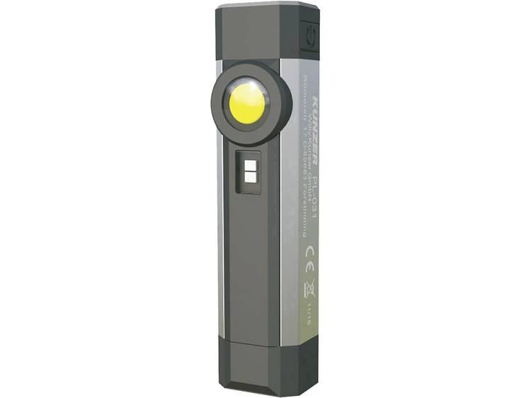 COB LED, SMD LED Werklamp werkt op een accu Kunzer PL 031