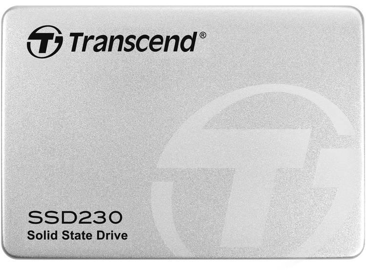 Transcend SSD230S 256 GB SSD harde schijf (2.5 inch) SATA III Retail