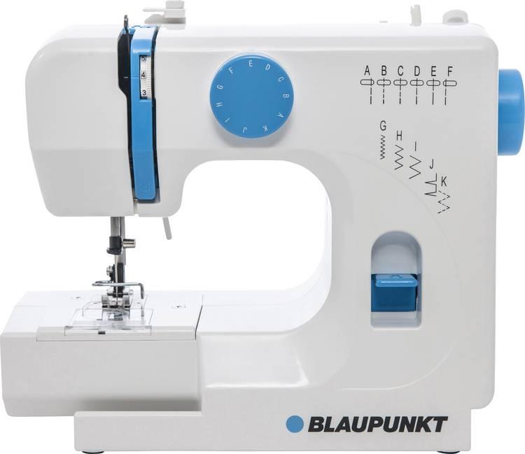 Naaimachine met vrije arm Blaupunkt Smart 625 Wit. Lichtblauw