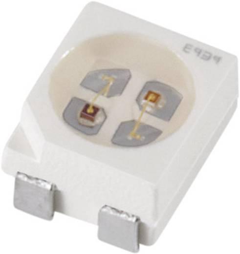 OSRAM LSG T670 SMD-LED meerkleurig PLCC4 Rood, Groen 8 mcd, 10 mcd 120 ° 10 mA