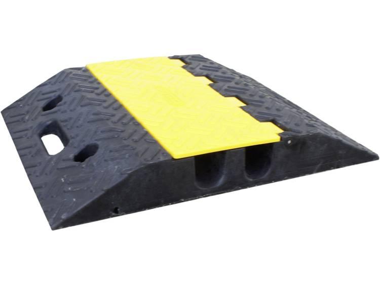 VISO Kabelbrug Zwart, Geel Aantal kanalen: 2 500 mm Inhoud: 1 stuks