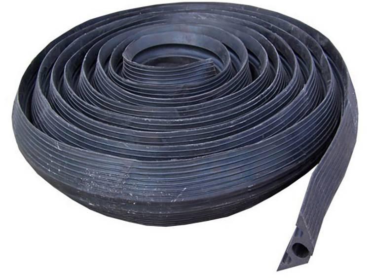 VISO Kabelbrug Rubber Zwart Aantal kanalen: 1 10000 mm Inhoud: 1 stuks