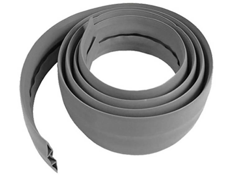 VISO Kabelbrug PVC Grijs Aantal kanalen: 4 5000 mm Inhoud: 1 stuks