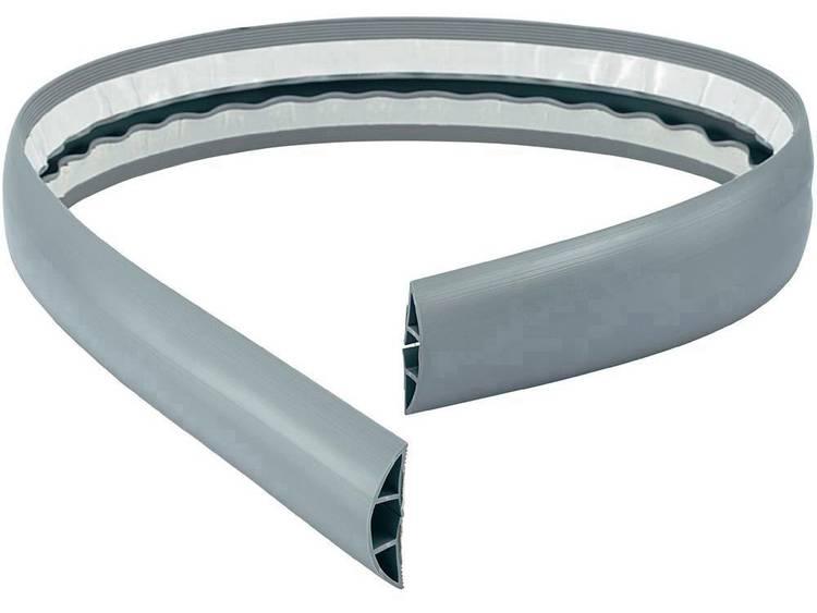 VISO Kabelbrug PVC Grijs Aantal kanalen: 4 3000 mm Inhoud: 1 stuks