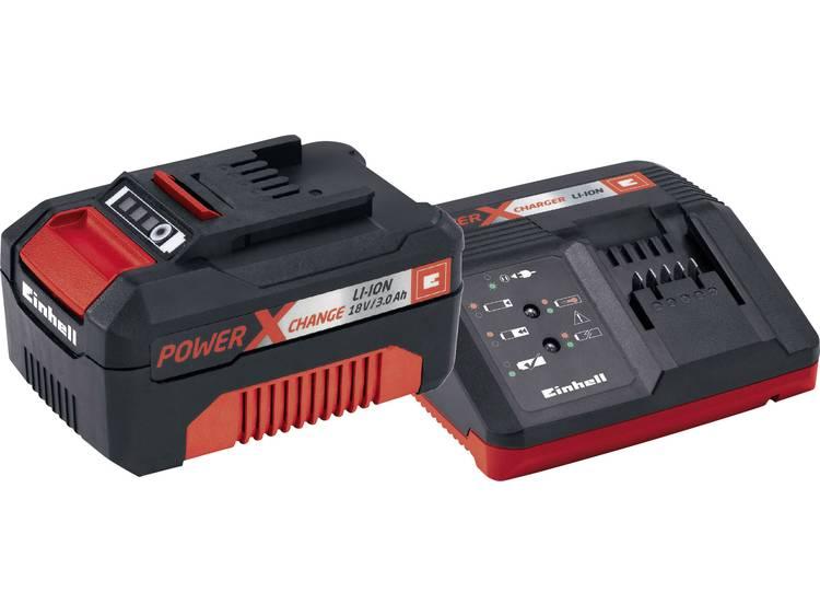 Power X Change Starter-Kit 18V 3Ah