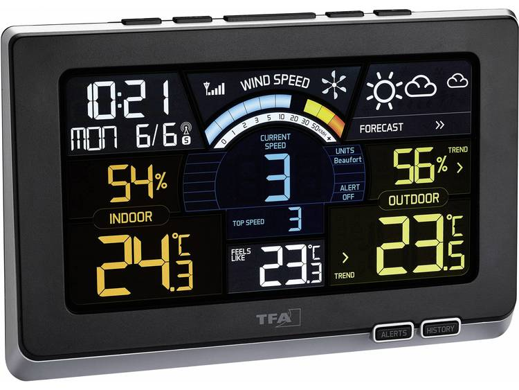 TFA 35.1140.01 Spring Breeze weerstation