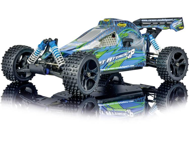 Carson Modellsport 1:5 RC auto Benzine Buggy 4WD 100% RTR 2,4 GHz
